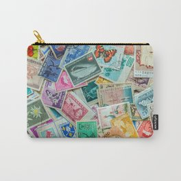 Stamps 2 Carry-All Pouch