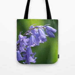 English Bluebells Tote Bag