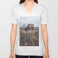 Elk Unisex V-Neck