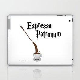 Espresso Patronum design Laptop & iPad Skin