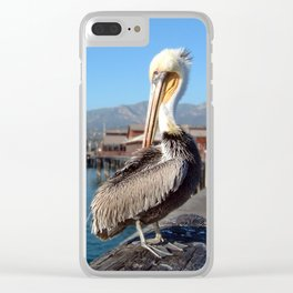 Pelican Clear iPhone Case