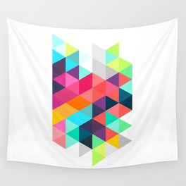 Crystallize Wall Tapestry