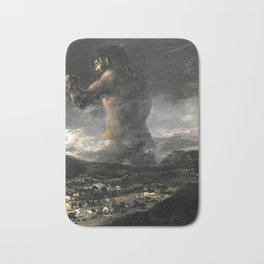 The Colossus - Goya Bath Mat