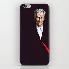 The Twelfth Doctor iPhone & iPod Skin