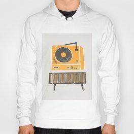 Vinyl Deck Hoody