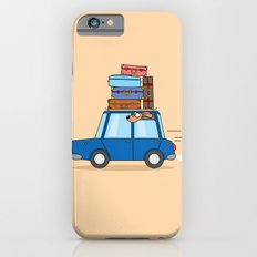 Family travel iPhone 6s Slim Case