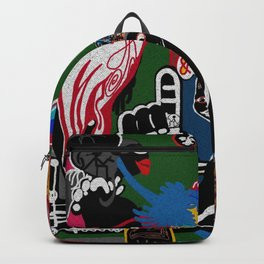 SANKOFA THE EGG Backpack