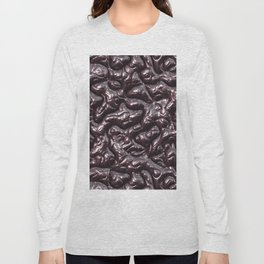 Funky Alien Brain 2A Long Sleeve T-shirt