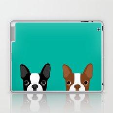 Boston Terriers Laptop & iPad Skin