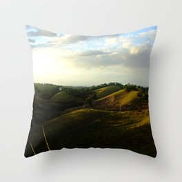 Beauty of Nature 2 @ Rincon Throw Pillow