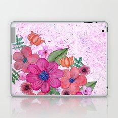 My pink garden Laptop & iPad Skin