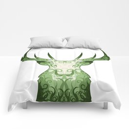 The Green Stag Comforters