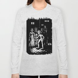 A step into Oblivion Long Sleeve T-shirt