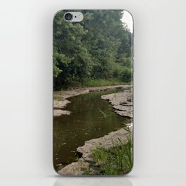 The River Bottom iPhone Skin