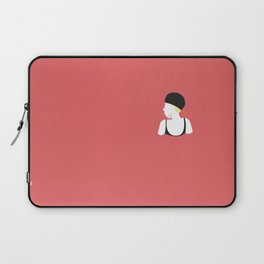 Swim in the red wine Laptop Sleeve