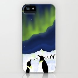 Peace (Southern Lights) iPhone Case