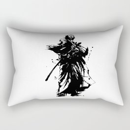 samurai 03 Rectangular Pillow