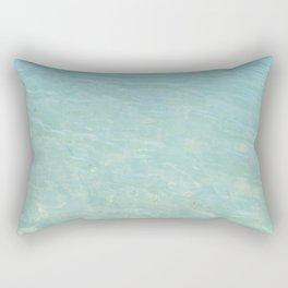 Calm My Worries Rectangular Pillow