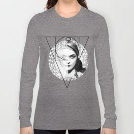 Homuncula: Pola Negri Long Sleeve T-shirt