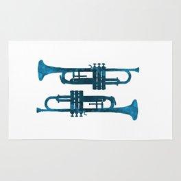 Trumpets Rug