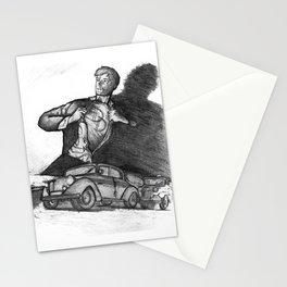 Daredevils Stationery Cards