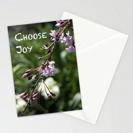 Choose Joy Stationery Cards