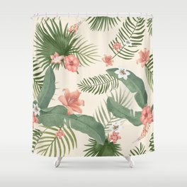 Floral Art #3 Shower Curtain