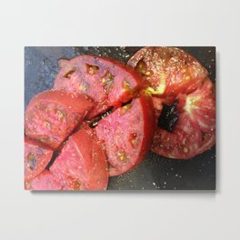 My Tomatoes Metal Print