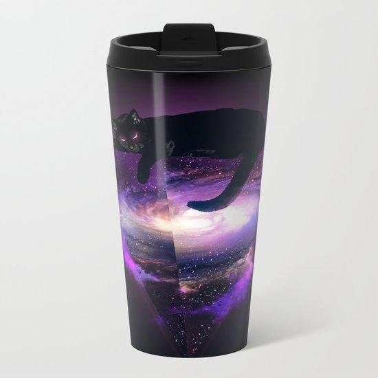 The king of the known universe Metal Travel Mug