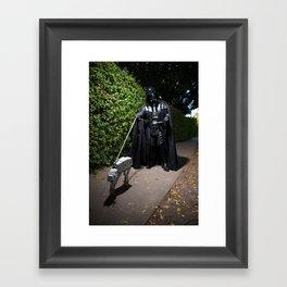 Imperial Walking Framed Art Print