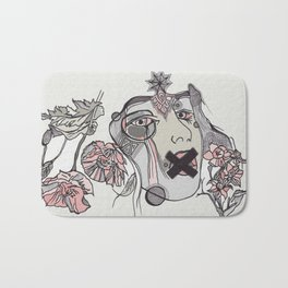 Jaded Bath Mat