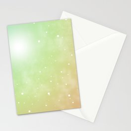 pretty colours ooo 2 Stationery Cards