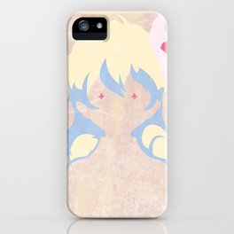 Minimalist Nia iPhone Case