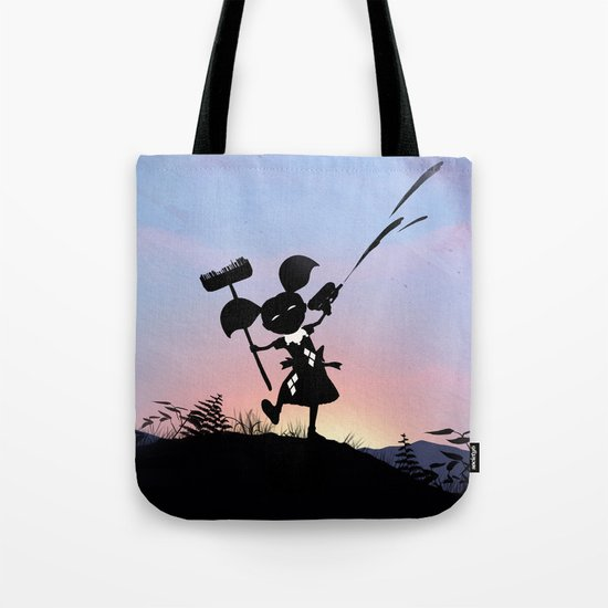 Harley Kid Tote Bag
