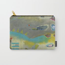 Bee Festive Carry-All Pouch