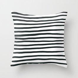 Stripey Stripes Throw Pillow