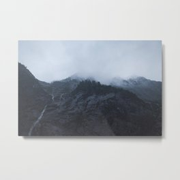 North Cascades, Washington Metal Print