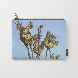 Dali Chocobos Carry-All Pouch