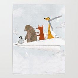 plane sailing Poster