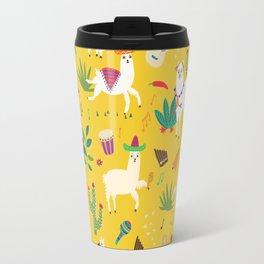 Alpacas & Maracas  Travel Mug