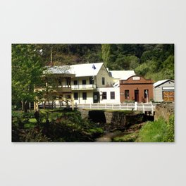 Stringer's Creek - Walhalla - Australia Canvas Print