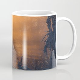 Winter Sunlight in Fairbanks Alaska Coffee Mug