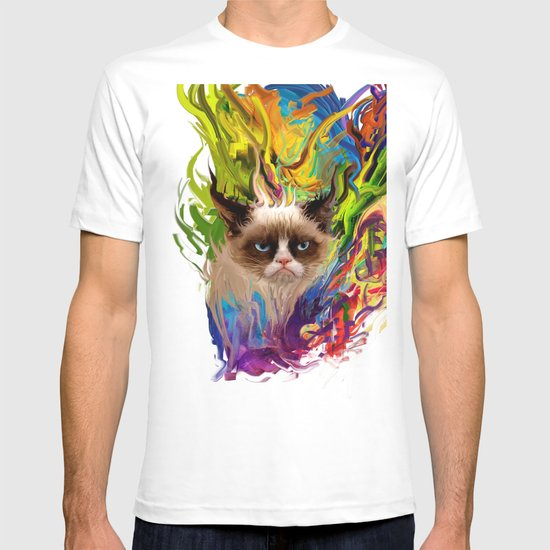 grumpys rich inner world T-shirt