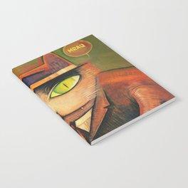 MR CAT Notebook