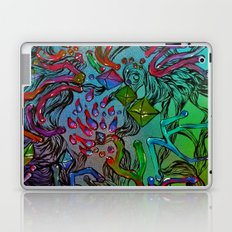 diamonds space magic Laptop & iPad Skin