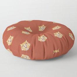 Go Get 'Em Tiger  Floor Pillow