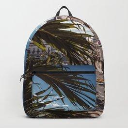 view of havana in cuba Backpack