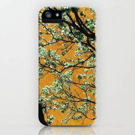 Tapestry of the Trees iPhone Case