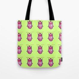 la pink bebitte Tote Bag
