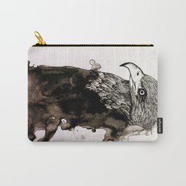 The Spirit of the Eagle Carry-All Pouch